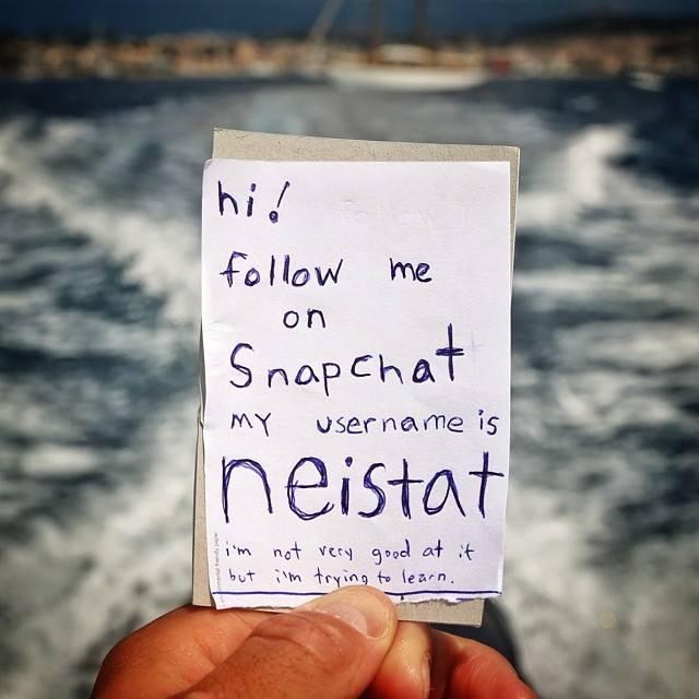 Casey Neistat x Snapchat